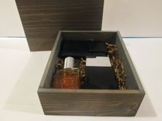 Men's Gift Box Wooden Gift Box Fathers Day by DivineRusticCreation, $25.00 https://www.etsy.com/shop/DivineRusticCreation?ref=si_shop