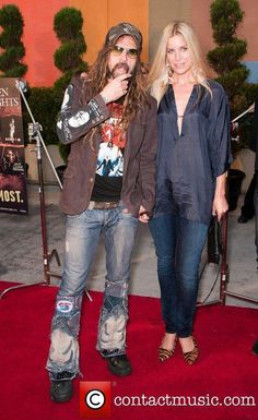 Rob and Sheri Moon Zombie!!
