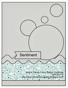 Sketch Frenzy Friday: SFF022114