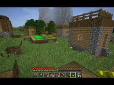 Minecraft #4 -osada.