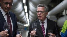 De Maizière und die Hamsterkäufe: Schlechtes Timing plagt den Innenminister