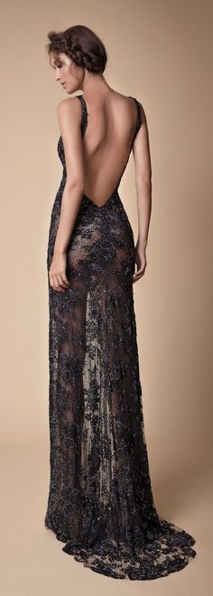 NEW #BERTA Evening 2018 collection (style 18-61)