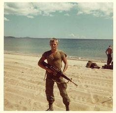 Dave Tuszynski 173 rd Airborne @ Tuy Hoa Air Base 1969