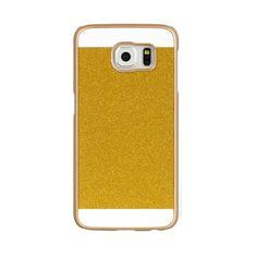 Sheer Glitter Gold Case