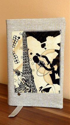 Stenlly / Obal na knihu - V Paríži.