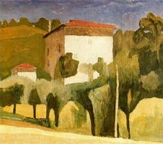 Our Little Art Museum: Giorgio Morandi: Still Life & Landscape Paintings II
