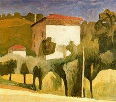 Our Little Art Museum: Giorgio Morandi: Still Life & Landscape Paintings II