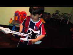 TITO GUITAR - ROCK BABY FREE - Salvador-Bahia-Brasil - HD