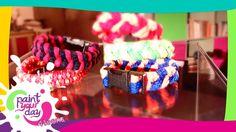 Come fare braccialetti coi lacci: Paint Your Day 4 Teens - Frisbee