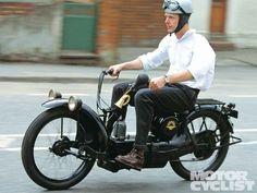 Ner-A-Car | Motorcyclist