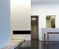 House De by LensAss architecten , via Behance