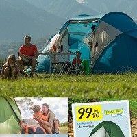 Promotie articole camping