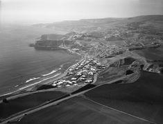 1930's Portuguese bend area of Palos Verdes California.