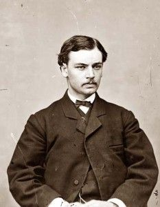 Robert Lincoln was sort of a magnet for tragedy.  More specifically, presidential assassination tragedy. While he was not present when his d...