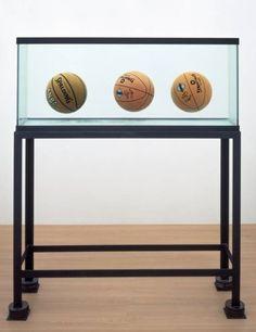 three ball total equilibrium tank two dr j silver series spalding nba tip - Basketball Display Case