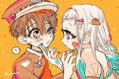 Read 🎋 1 🎋 from the story 𝐆𝐚𝐥𝐞𝐫𝐲 𝐇𝐚𝐧𝐚𝐧𝐞𝐧𝐞 🎋 by httpskatsu_ki (❝ ᵜ ❞) with 699 reads. Otaku Anime, Anime Art, Toilet Boys, Yugi, My Ghost, Jolie Photo, Anime Kawaii, Cute Anime Couples, Anime Love