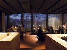 NOMA restaurant, Sydney, 2016 - Troldtekt