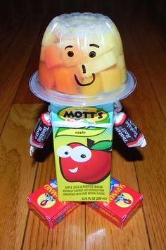 applesauce robot snacks - Google Search