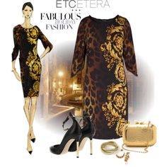 """""""Etcetera collections Holiday 2013"""" by sella103 on Polyvore"""