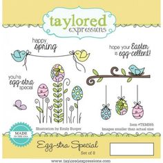 Egg-stra Special by Taylored Expressions