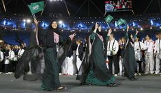 The First Female, Saudi Arabian Olympians in History