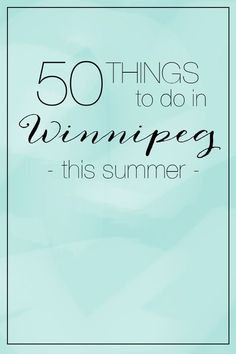 Don't know what to do in Winnipeg, Manitoba in this Summer? Here's 50 ideas of fun things to do when visiting the Canadian Praries! Stuff To Do, Things To Do, Random Stuff, Visit Canada, Canada Trip, Canada Eh, Canada Destinations, Canadian Travel, Summer Of Love