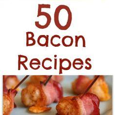 50 Bacon Recipes