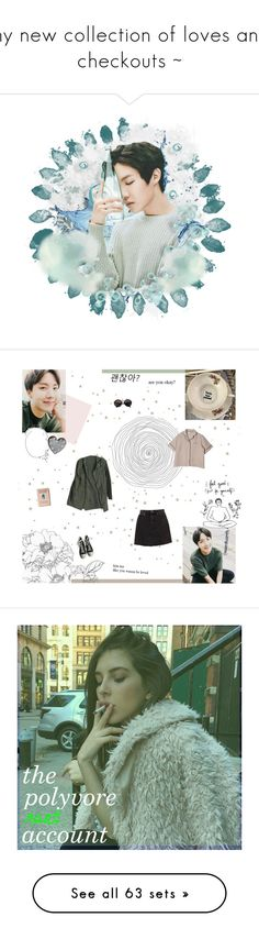 """my new collection of loves and checkouts ~"" by soft-for-mochi ❤ liked on Polyvore featuring art, MoMo, Creative Co-op, StyleNanda, Converse, Cartier, polyvoreeditorial, tbobts, kitchen and courageskiddos"