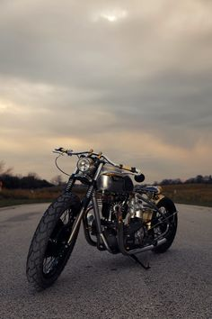 "Triumph Bonneville ""El Matador"" | Triumph Bobber | Triumph Bonneville Bobber | Custom Triumph Bonneville | Custom Triumph"