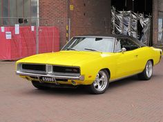 Dodge Charger 1969.