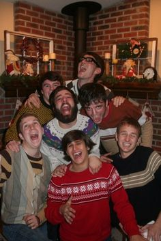 The Ugly Sweater Christmas Party http://christmaspartyideas.org/