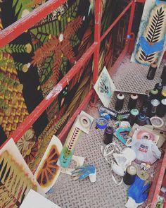 #greenpoint #newyork #koralie #supakitch #wallpainting by realkoralie