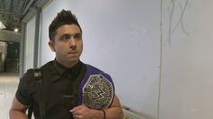One word to describe WWE Cruiserweight Champion TJ Perkins' thinking tonight before Clash of Champions = CLUTCH! Tj Perkins, Clash Of Champions, Lucha Underground, Words To Describe, Wwe, Geek Stuff, Men Casual, Wrestling, Classic