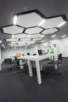 of False Ceiling for Office - Ceiling Decoration Picture of False Ceiling for Office - Ceiling Decoration Pop Ceiling Design, Ceiling Design Living Room, Pop Design, Ceiling Decor, Living Room Designs, Interior Modern, Interior Design, Ceiling Installation, Drywall