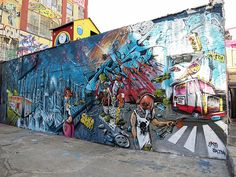 5Pointz Mural by Zeso