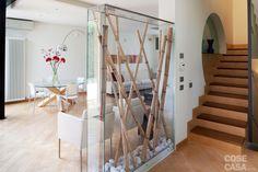 Una Casa Con Soluzioni Che Moltiplicano La Luce. Bamboo Room DividerRoom ...