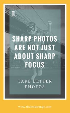 Struggling to get sharp photos even if you're well focused? Here's how you can instantly solve your sharp photo problem. Click through to find out how. #sharpphotos #phototips #shutterspeed