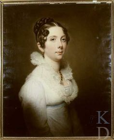 Portret van Catharina Johanna Broen (1793-1821)  Painter  Charles Howard Hodges Date ?