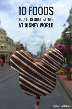 Disney: Food You Need to Try at Disney World. [Over Food and Drinks. Here are foods and drinks that you must try during your visit to Walt Disney World. Walt Disney World, Best Disney World Food, Disney Pixar, Disney World Florida, Disney World Planning, Fantasmic Disney World, Best Disney World Restaurants, Disney World Outfits, Disney Worlds