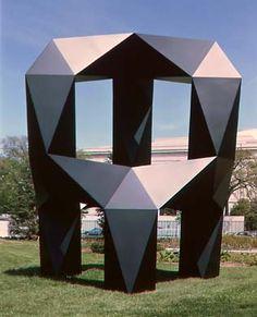 Tony Smith  Moondog, 1964/1998-1999  National Gallery of Art, Washington  Gift of The Morris and Gwendolyn Cafritz Foundation