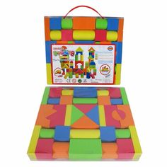 Rare Toys Animals+Mixed Colors EVA Puzzle Building Toy For Kids Children Educational educational toys #Affiliate