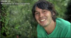 I love Prof. Brian Cox!!! A good-looking, brilliant (45yr old) man! Would love to catch a lecture!