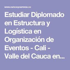 Estudiar Diplomado en Estructura y Logística en Organización de Eventos - Cali - Valle del Cauca en FADP Fundación Academia de Dibujo Profesional