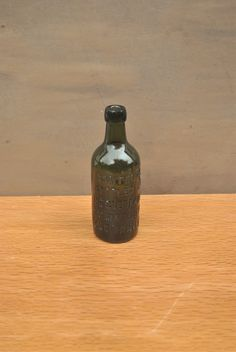 Antique Irish Beer Bottle. Green Glass Bottle circa 1915, Clonakilty Cork. Collectable Breweriana, Irish Gift. by GoldenGully on Etsy