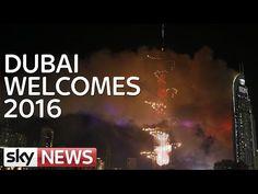Dubai Skyscraper Engulfed in Flames - Radass.com