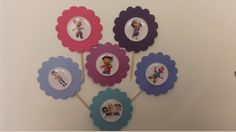 10/20 Cupcake Toppers,Sid The Science Kid,Birthday Cake Toppers,Sid The Science Kid,Inspired Cupcake Toppers,Sid The Science Kid Theme Party by PartyFunForKids on Etsy