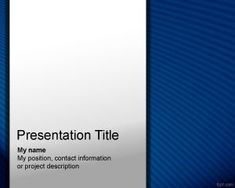 Free powerpoint themes ppt templates new free powerpoint blue powerpoint model ppt template toneelgroepblik Choice Image