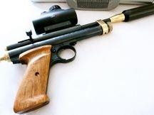 Crosman 2240 Custom .22 Air pistols for Sale in Shropshire, West Midlands - GS534E912 | GunStar