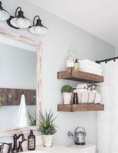 85 Modern Farmhouse Bathroom Design Ideas 5b207b9b8c453
