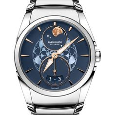 Tonda Metropolitaine Sélène Moon phase watch
